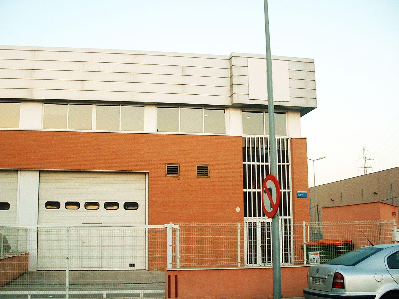 Nave Cornellá de Llobregat, Barcelona